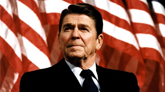 """Ronald Wilson Reagan's career included stints as a lifeguard, a radio sportscaster, an actor, leader of the Screen Actors Guild labor union, governor of California and finally as the 40th President of the United States. Click through these photos to see glimpses of a multifaceted life. For more, watch CNN Films' """"The Reagan Show,"""" now available on CNNgo."""