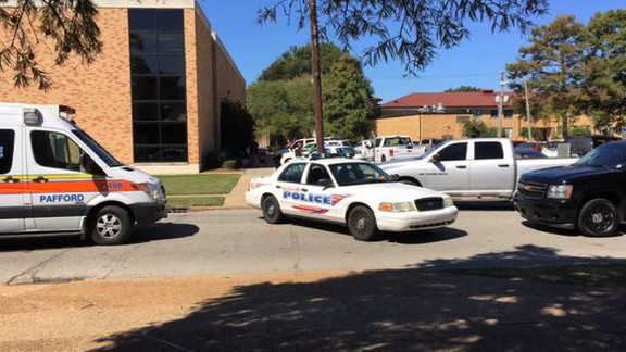 MS:DELTA STATE UNIV SHOOTING - GROUND