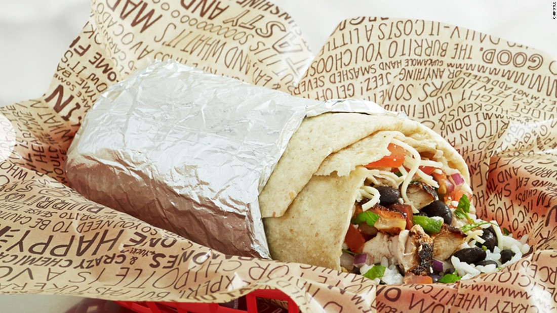 chipotle vision and mission statement