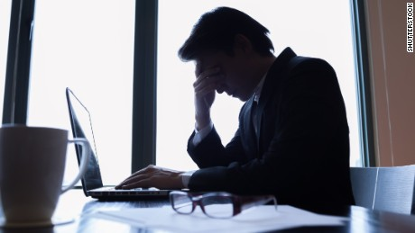 How much you make may be linked to how much you stress