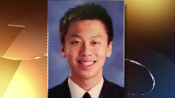 """Baruch College freshman Chun """"Michael"""" Deng, 18, died after a fraternity ritual in 2013."""