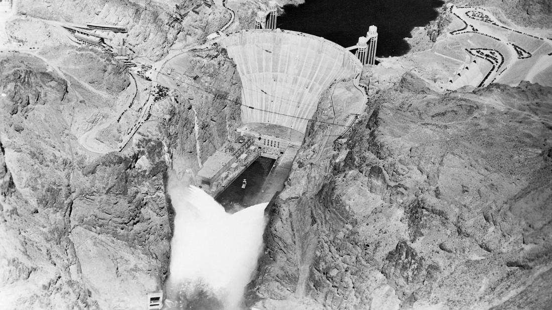 Building Hoover Dam A Wonder Of Engineering