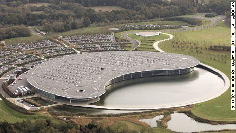the secret world where f1 cars are made - cnn