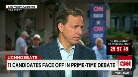 cnn debate what to expect tapper live lead_00010405