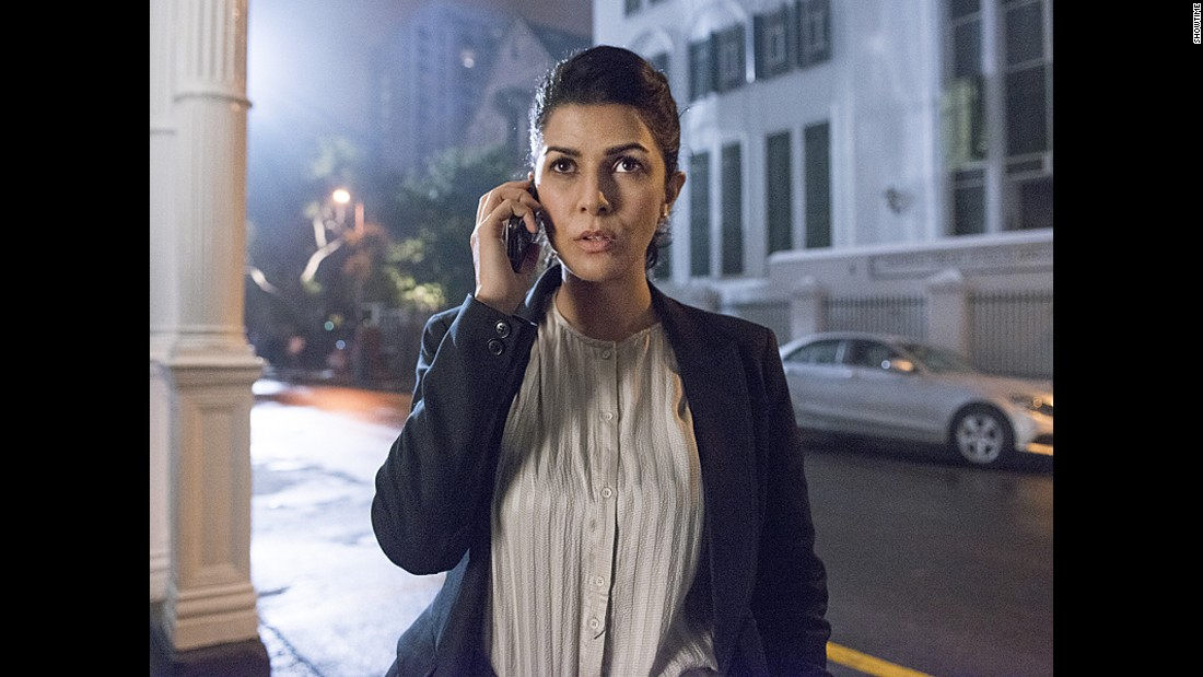 "<strong>Nimrat Kaur</strong> was Tasneem Qureshi, a Pakistan intelligence officer, in season 4 of Showtime's ""Homeland."" Before landing the role, Kaur worked as a model and theater actress in Mumbai."