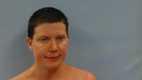"Jennifer Ann Lien, who played Kes on ""Star Trek: Voyager,"" was arrested on September 3 in Harriman, Tennessee. She was charged with indecent exposure."
