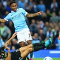 Raheem Sterling Champions League