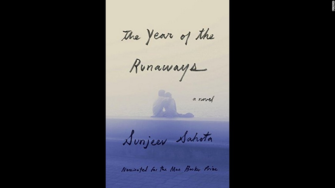"British novelist Sunjeev Sahota made the 2015 Man Booker shortlist for ""The Year of the Runaways."""