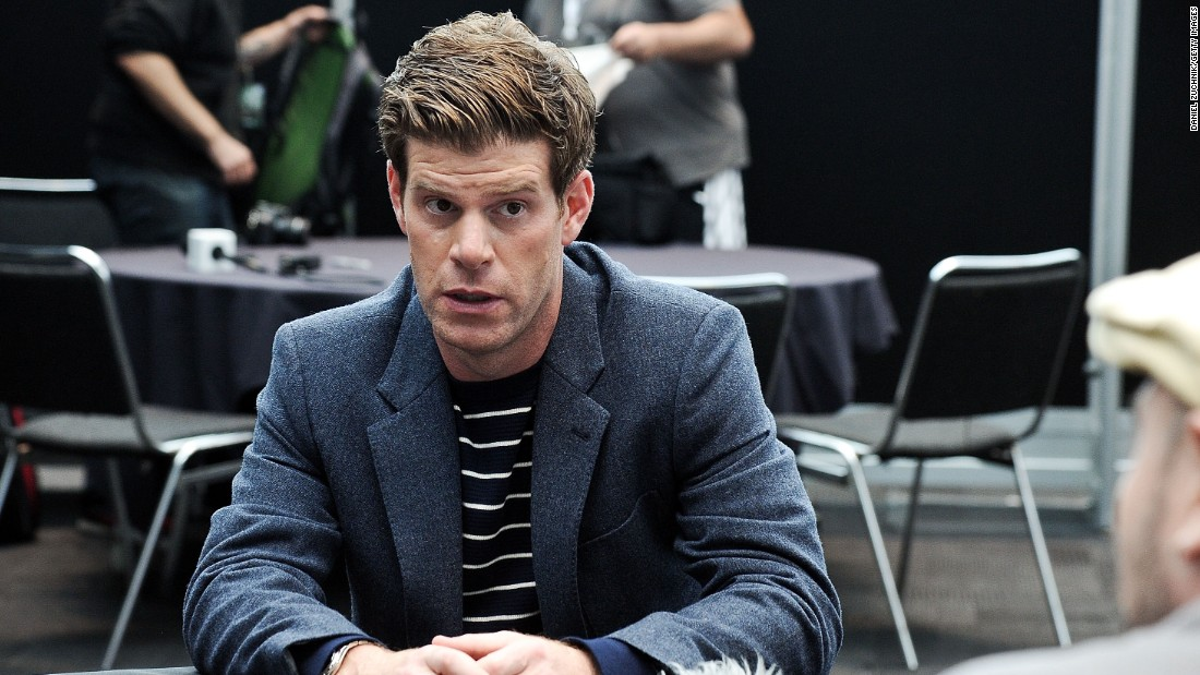 Comedian and actor Steve Rannazzisi originally claimed that he was in the World Trade Center on September 11 but now says he wasn't. He has apologized.