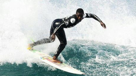 Reclaiming the waves: South Africa's new surfing heroes