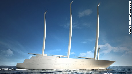 Sailing Yacht A Is This The Ultimate Super Yacht Cnn