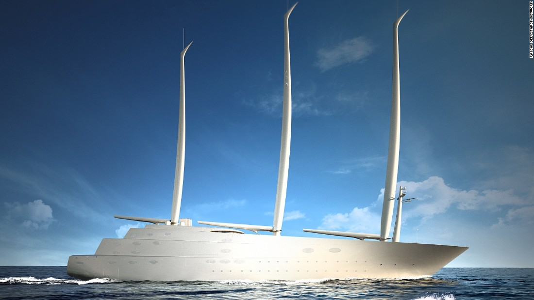 Sailing Yacht A Is This The Ultimate Super