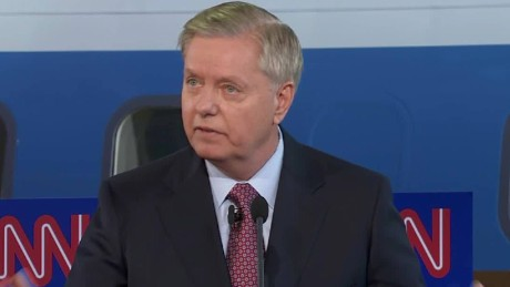 Lindsey Graham: I don't speak English very well