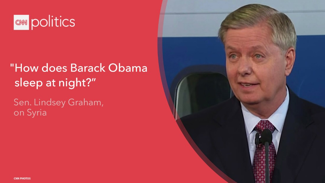 lindsey graham cnn debate 1