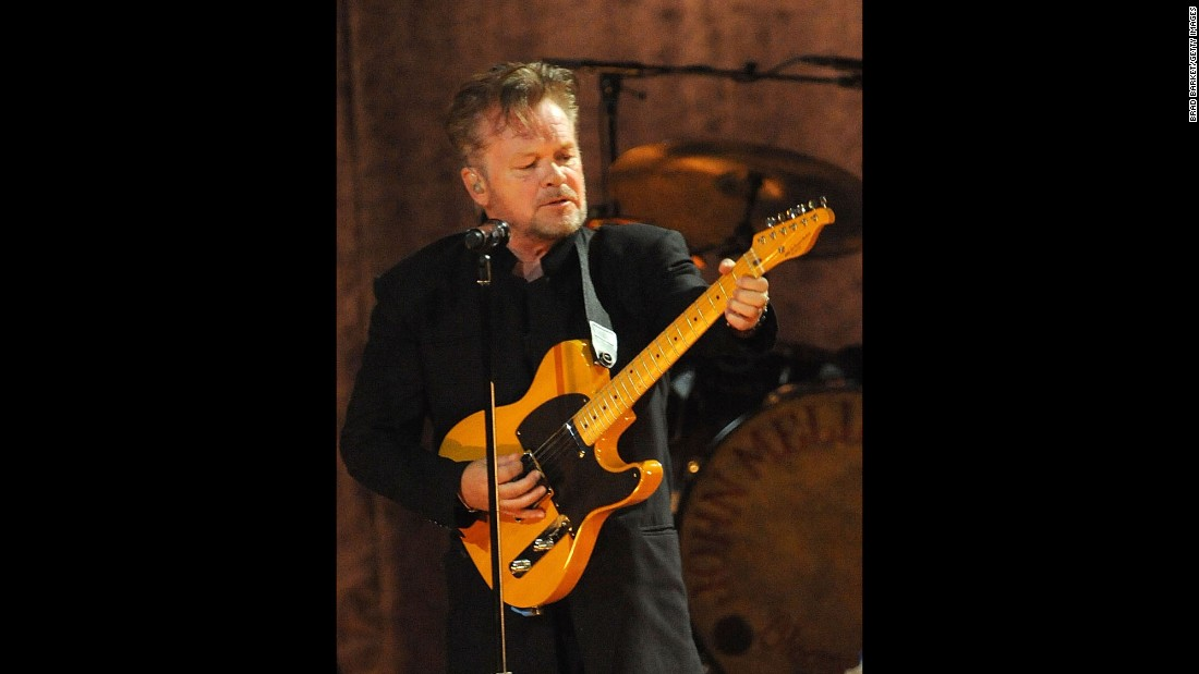 "Mellencamp's albums, most recently 2014's ""Plain Spoken,"" continue to sell."