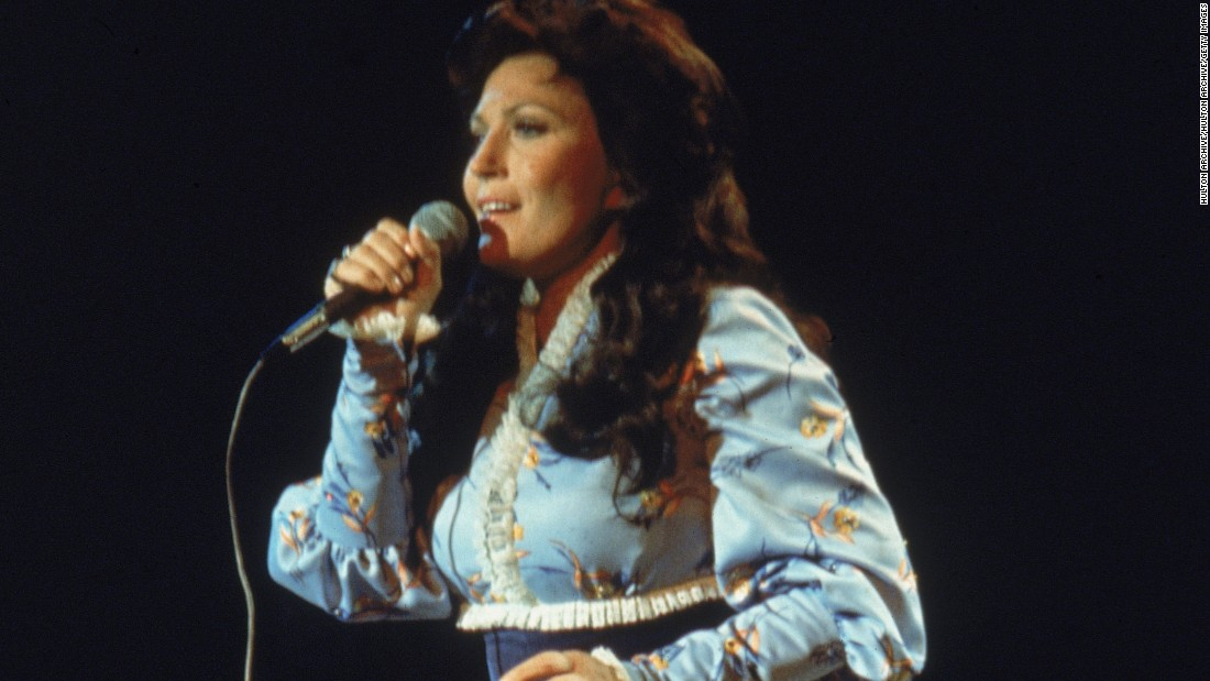 The famed country singer, seen here in 1980, has won almost every award there is, but her singing career went into decline in the '80s and '90s.