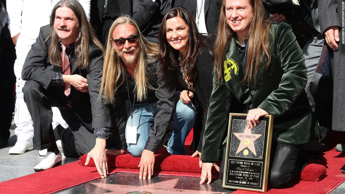 "Orbison was a key member of the all-star Traveling Wilburys and had just finished work on his final album, 1989's ""Mystery Girl,"" when he died on December 6, 1988. He was honored with a star on the Hollywood Walk of Fame in 2010."