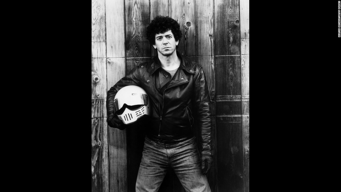 The Velvet Underground frontman and godfather of punk was having a mid-'80s moment around the time of Farm Aid's debut and was even featured in ads for Honda scooters.