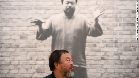 Ai Weiwei ferme l'exposition de Copenhague pour protester contre la loi danoise sur les demandeurs d'asile