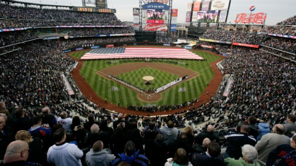 The ban on smokeless tobacco products applies at Citi Field (shown), home of the New York Mets, and Yankee Stadium.