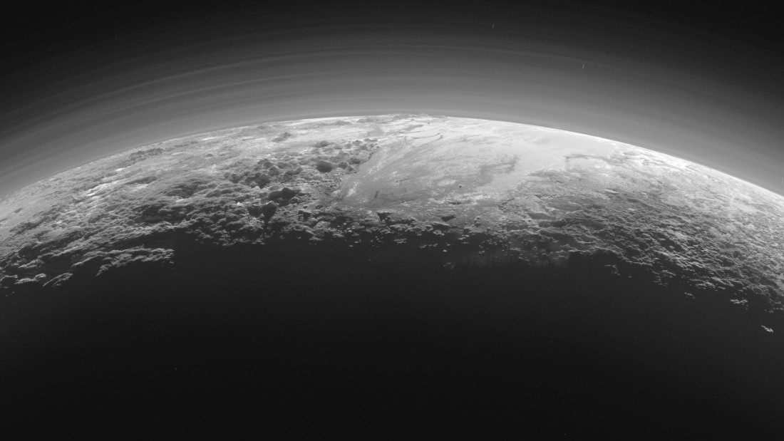 Pluto may have started hot and contained an ocean, according to new discovery thumbnail