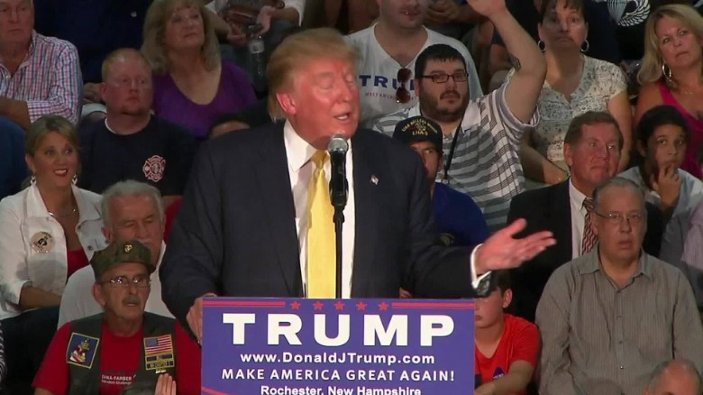 Trump on Fiorina: I was going to wait to 'expose her business failure'