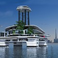migaloo floating island city
