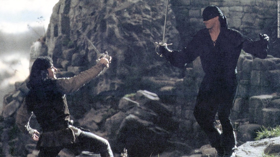 "Cary Elwes played Wesley in ""The Princess Bride."" He was also known as the Dread Pirate Roberts, a title he was given by the previous Dread Pirate Roberts when he retired."