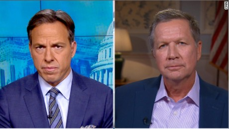 SOTU interviews GOP Presidential Candidate Gov. John Kasich for the 9/20 show.