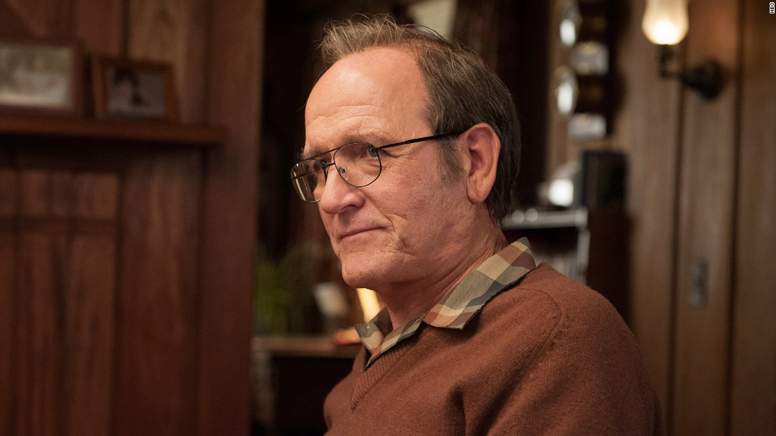 "<strong>Outstanding Lead Actor in a Limited Series or Movie:</strong> Richard Jenkins, ""Olive Kitteridge"""