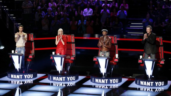 "Outstanding Reality-Competition Program: ""The Voice"""
