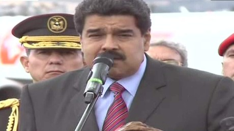 cnnee brk maduro arrive to ecuador speak colombia border _00061029.jpg