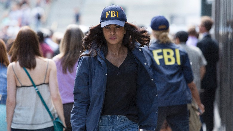 "QUANTICO - ""Run"" -- A diverse group of recruits has arrived at the FBI Quantico Base for training. They are the best and the brightest, so it seems impossible that one of them is suspected of masterminding the biggest attack on New York City since 9/11. ""Quantico"" airs SUNDAY, SEPTEMBER 27 (10:00-11:00 p.m. ET) on the ABC Television Network. (ABC/Eric Liebowitz)