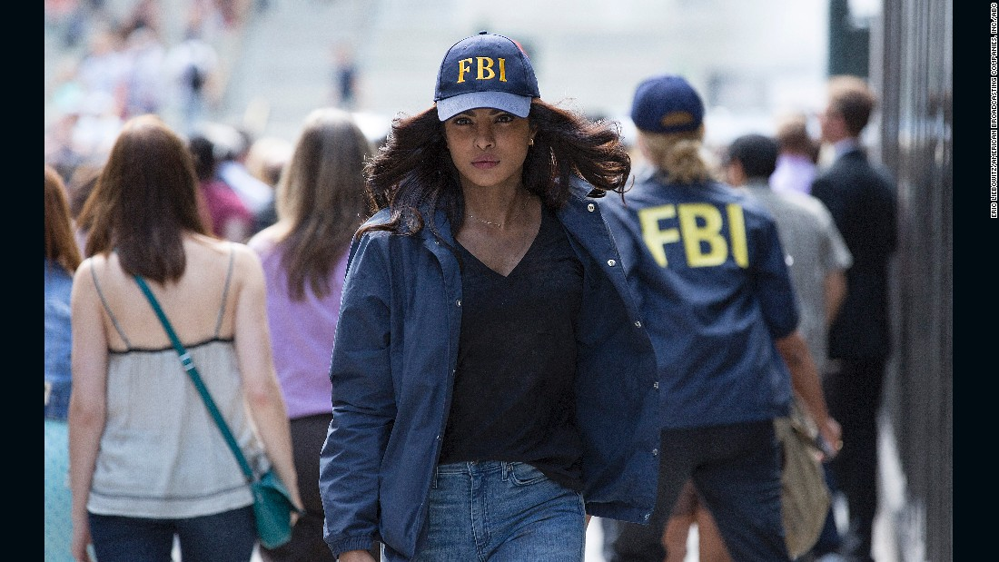 "<strong>Priyanka Chopra</strong> becomes the first Bollywood star to headline an American TV series with ABC's ""Quantico,"" premiering September 27. The show is a drama about a group of young FBI recruits who discovers that one of them is suspected of masterminding the biggest attack on New York since 9/11. Here's a look at some other Indian actors on TV."