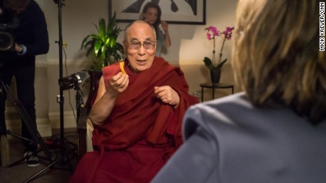 Dalai Lama: China worried to future Dalai Lamas as I am