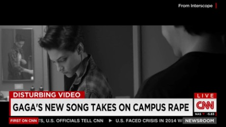 Lady Gaga's new song takes on campus rape