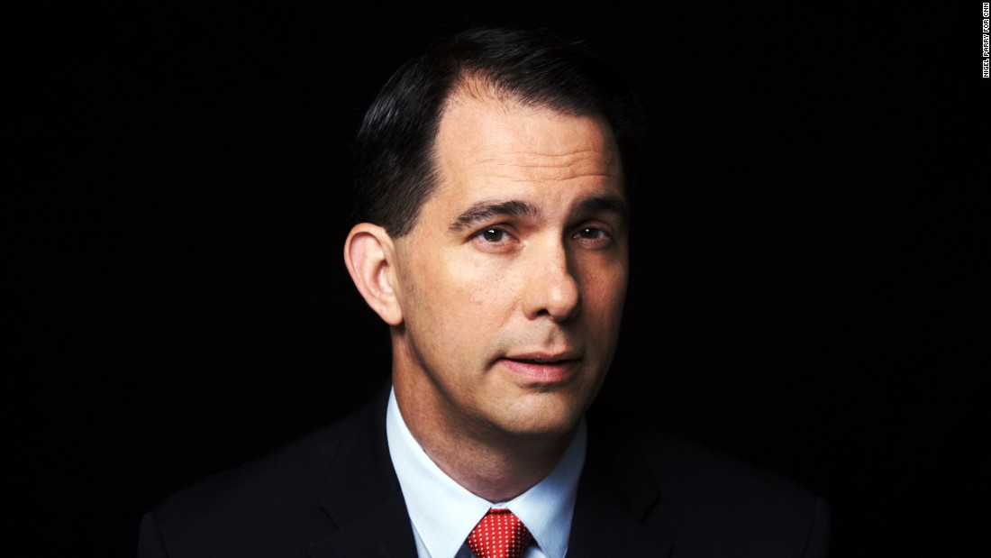 Wisconsin Gov. Scott Walker dropped out of the presidential race on Monday, September 21. He was seeking the Republican Party's nomination.