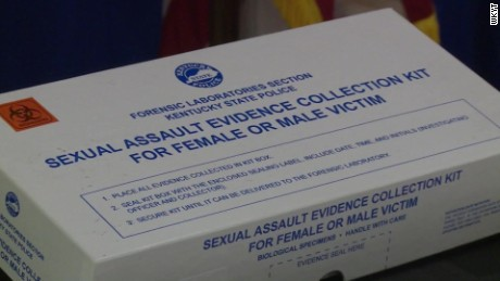 Report: More than 3,000 untested rape kits in Kentucky
