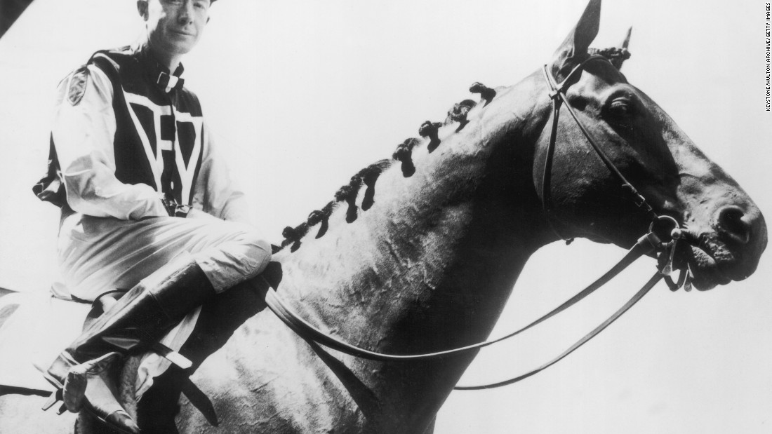Seabiscuit became a remarkable symbol of hope during the Great Depression in the U.S. The horse, which was undersized and knobbly kneed, was the unlikeliest of champions. His story has inspired two Hollywood movies.