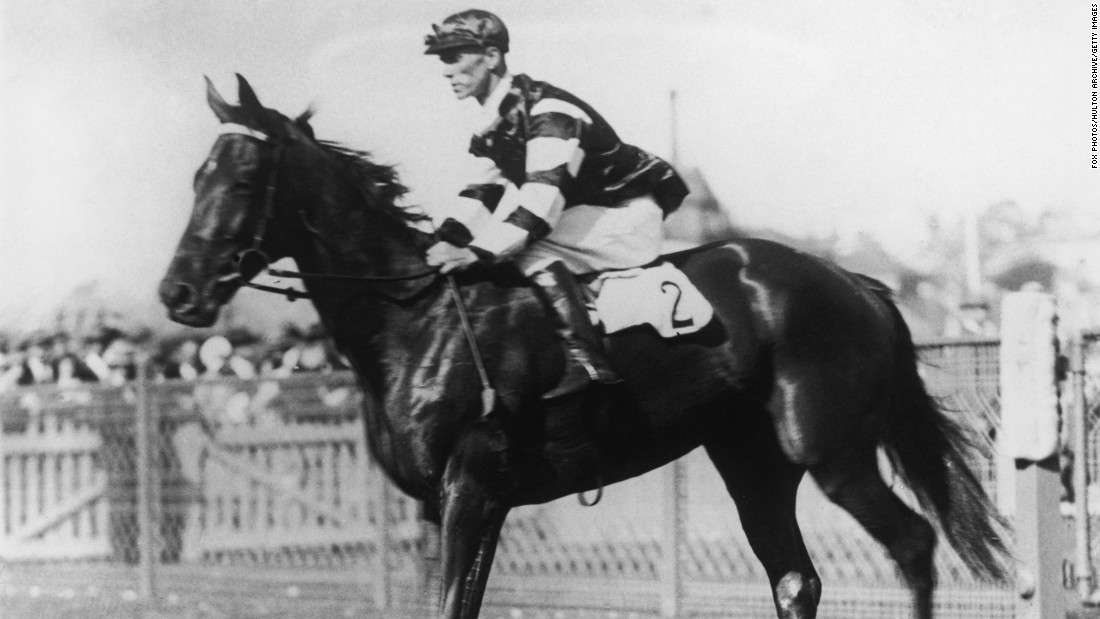 Phar Lap remains a national icon in Australia and New Zealand -- his heart is still on show in an Australian museum. He had a film made about him and a song penned after his illustrious career.
