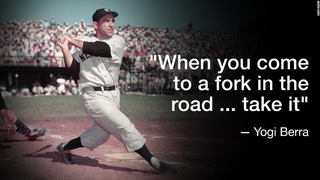Yogi Berras Legacy Baseball And Hilarious Quotes Cnn