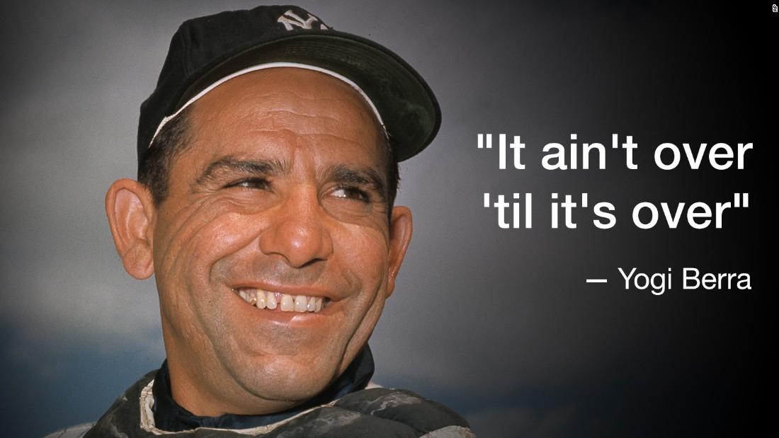 Yogi Berra's legacy: Baseball and hilarious quotes - CNN