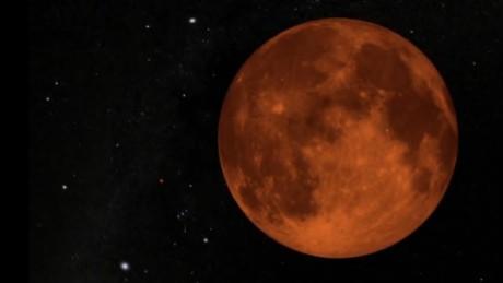 Rare Lunar Eclipse Comes Sunday Cnn