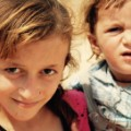 Yazidi Kid Katrine and Zimar - 1