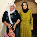 Yazidi women and childen dohuk camp