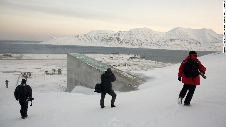 Scientists ask to open 'Doomsday Vault'