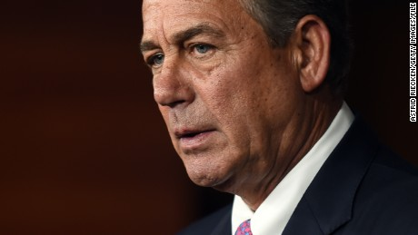 GOP leaders react to Speaker Boehner's resignation