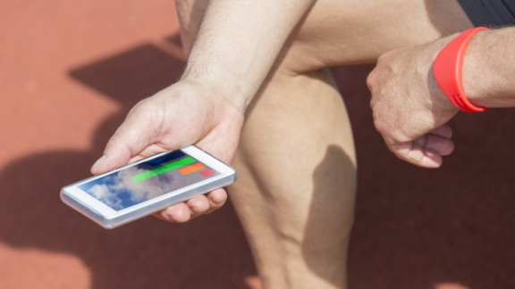 Some employers' wellness programs are tracking employees' data.