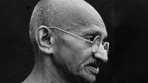 Mohandas Gandhi wrote the letter in 1926 to Milton Newberry Frantz, a Christian religious elder in the United States.