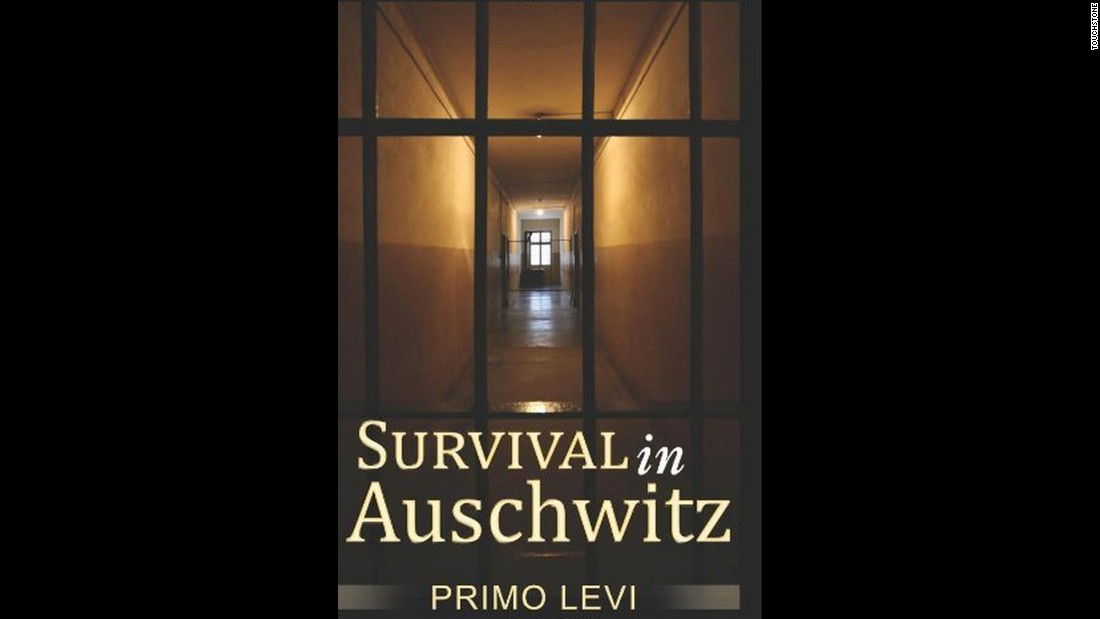 """Survival in Auschwitz,"" Primo Levi's memoir originally published in 1947, describes his experiences as a concentration camp prisoner. ""While I was in the camp the need to tell the story was so strong that I began to describe my experiences there, on the spot, in that German laboratory laden with freezing cold, the war, and vigilant eyes,"" <a href=""http://www.newrepublic.com/article/119959/interview-primo-levi-survival-auschwitz"" target=""_blank"">Levi later said</a>, though he had to keep his notes hidden until after the war."